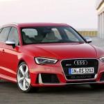 Спортивный характер и Audi RS3 Sportback 2016 года