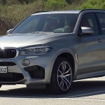 BMW X5 M 2016 – динамичность и стиль в одном флаконе
