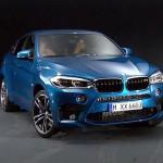 BMW X6 M 2016 года – еще привлекательнее и еще мощнее