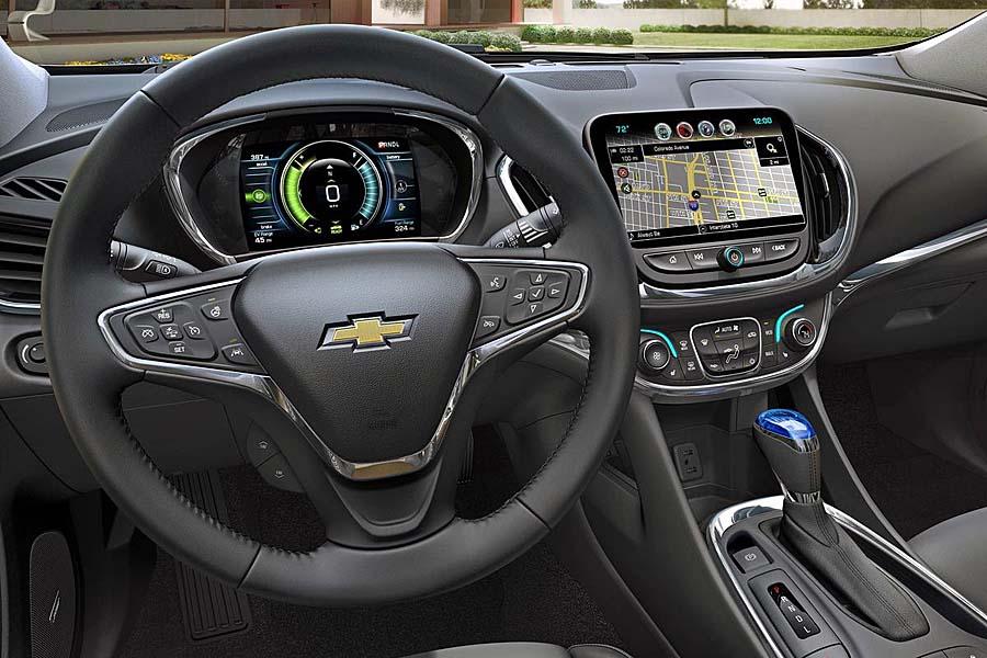 Фото Chevrolet Volt 2015-2016