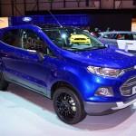 Ford EcoSport 2015-2016 года — что же было изменено?