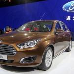 Ford Escort 2015-2016 года – бюджетный американско-китайский автомобиль