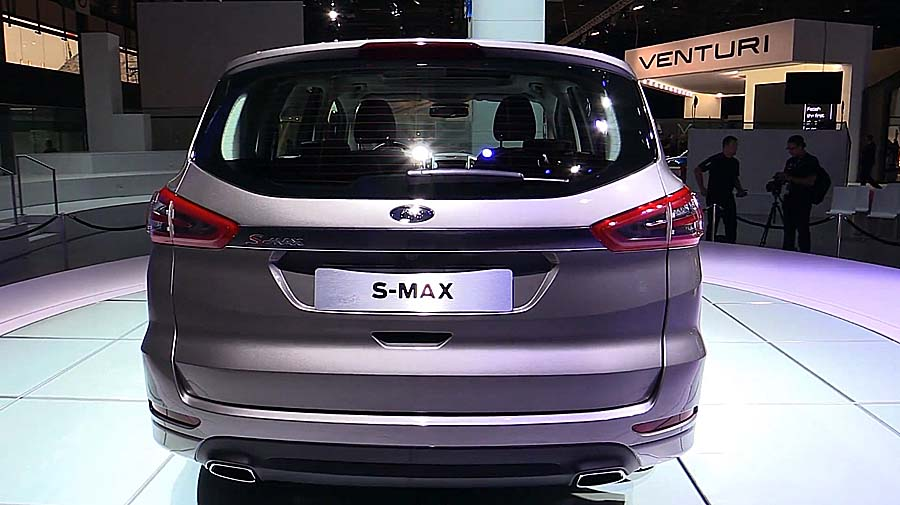 Фото Ford S-Max 2015-2016