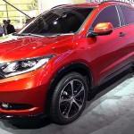 Honda HR-V 2016 года — следующее поколение