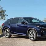 Lexus RX 450 2016-2017 — долгожданное обновление