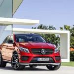Mercedes-Benz GLE Coupe 2016 – с расчетом на высокую конкуренцию