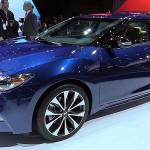 Обновленная Nissan Maxima 2016-2017 стала еще спортивнее