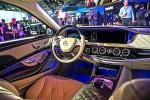 Фото обновленного Mercedes Maybach S Class 2016