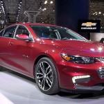 Chevrolet Malibu 2016 года – долгожданное обновление