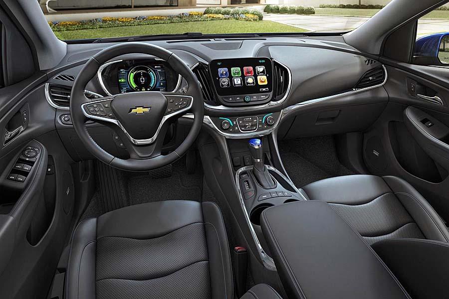 Фотоснимок Chevrolet Volt 2015-2016