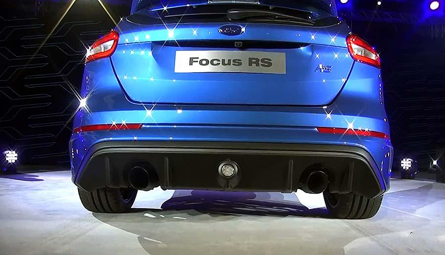 Изображение Форд Фокус РС 2015-2016