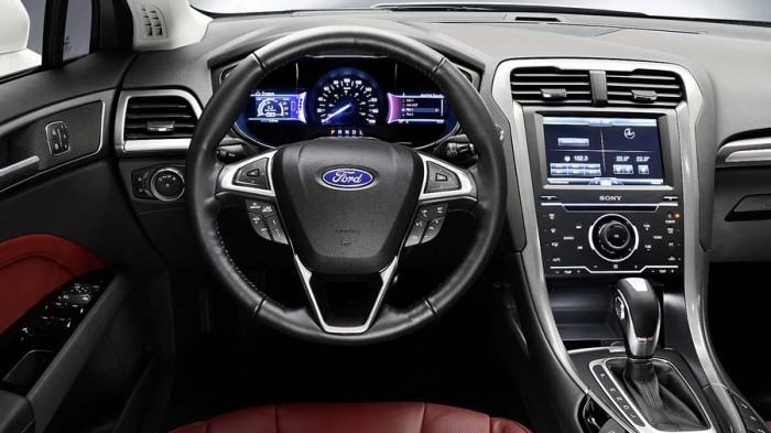 Обновленный Форд Мондео 2015-2016
