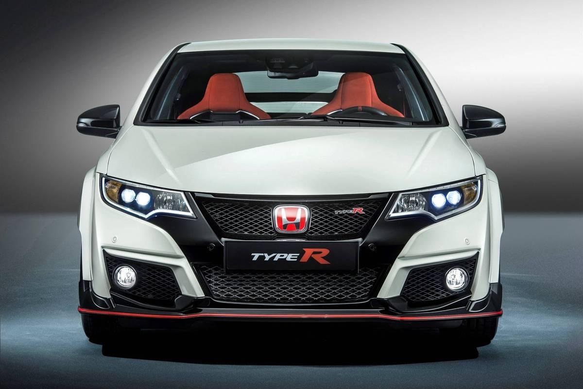 Обновленный Хонда Цивик 2016
