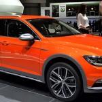 Volkswagen Passat Alltrack 2016 – универсал повышенной проходимости