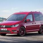 Volkswagen Caddy 2016 — очередная генерация минивэна