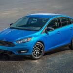 Обновленный седан Форд Фокус 2016 будет показан на автовыставке в Нью-Йорке