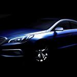 Обновленный Hyundai Sonata 2016 будет продемонстрирован в Нью-Йорке
