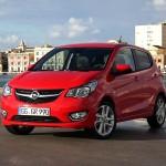 Opel Karl 2016 – недорогой компактный хэтчбек