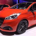 Обновленный Peugeot 208 2016-2017 показан на Женевской автовыставке
