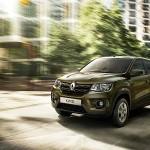 Renault Kwid — новый небольшой кроссовер