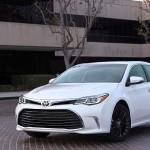 Toyota Avalon 2016 — следующая генерация