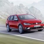 Volkswagen Golf 2016 — полноприводная модификация