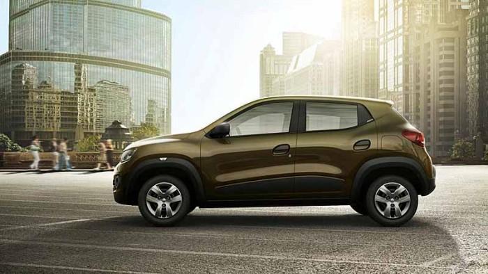 Новый Renault Kwid 2016