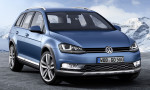 Обновленный Volkswagen Golf Alltrack 2016