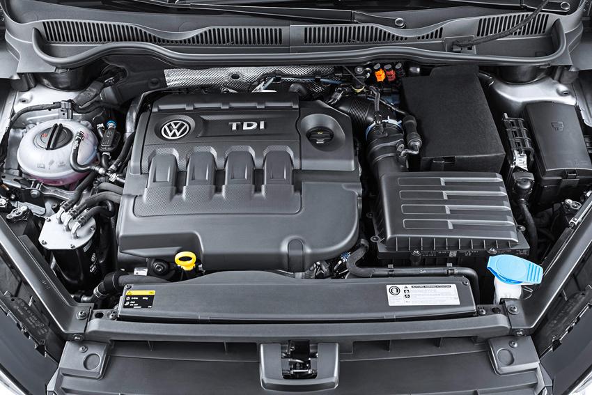 Шпионское фото Volkswagen Golf Alltrack 2016