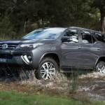 Toyota Fortuner 2016-2017: второе поколение