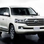 Новая модель Toyota Land Cruiser 2016 в новом кузове — фото, комплектация, цена