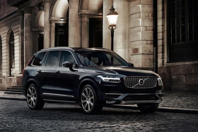 Новый Volvo