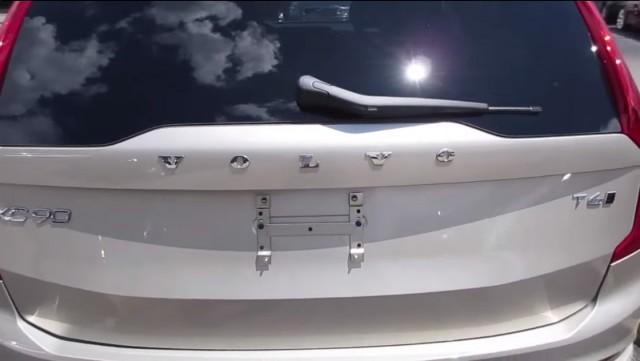 Багажник Volvo XC90