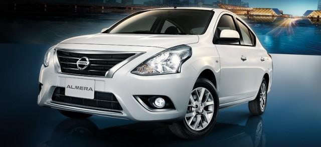 Новый Nissan Almera 2016
