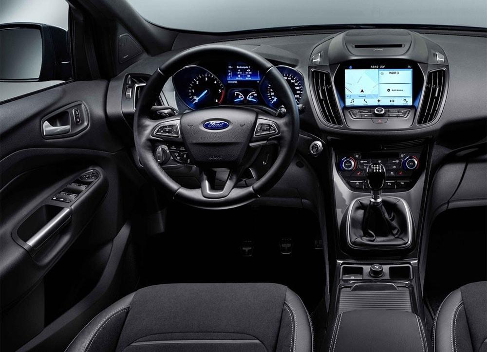 Салон нового Форд куга 2016