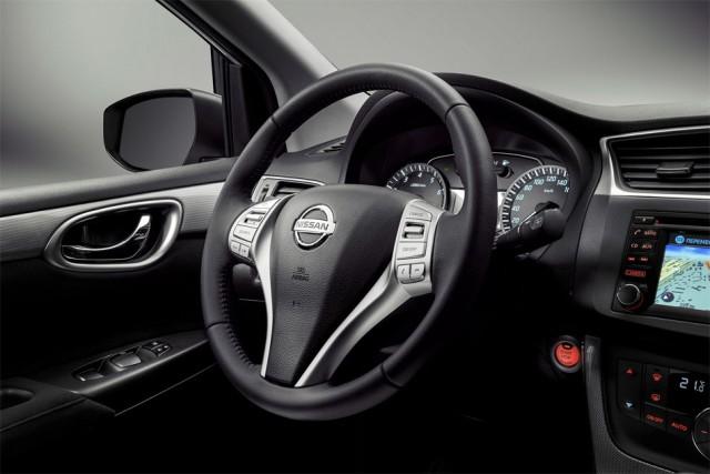 Рулевое колесо Nissan Tiida 2016