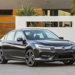 Хонда Аккорд 2016-2017 в новом кузове фото цена