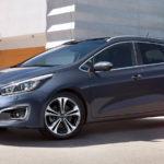 Киа Сид 2016 (универсал, новый кузов) — комплектации и цены, фото