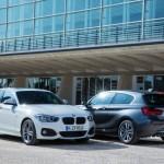 BMW 1 Series 2016–2017: плановый рестайлинг