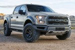 картинки Ford F-150 Raptor SuperCrew 2017-2018 года