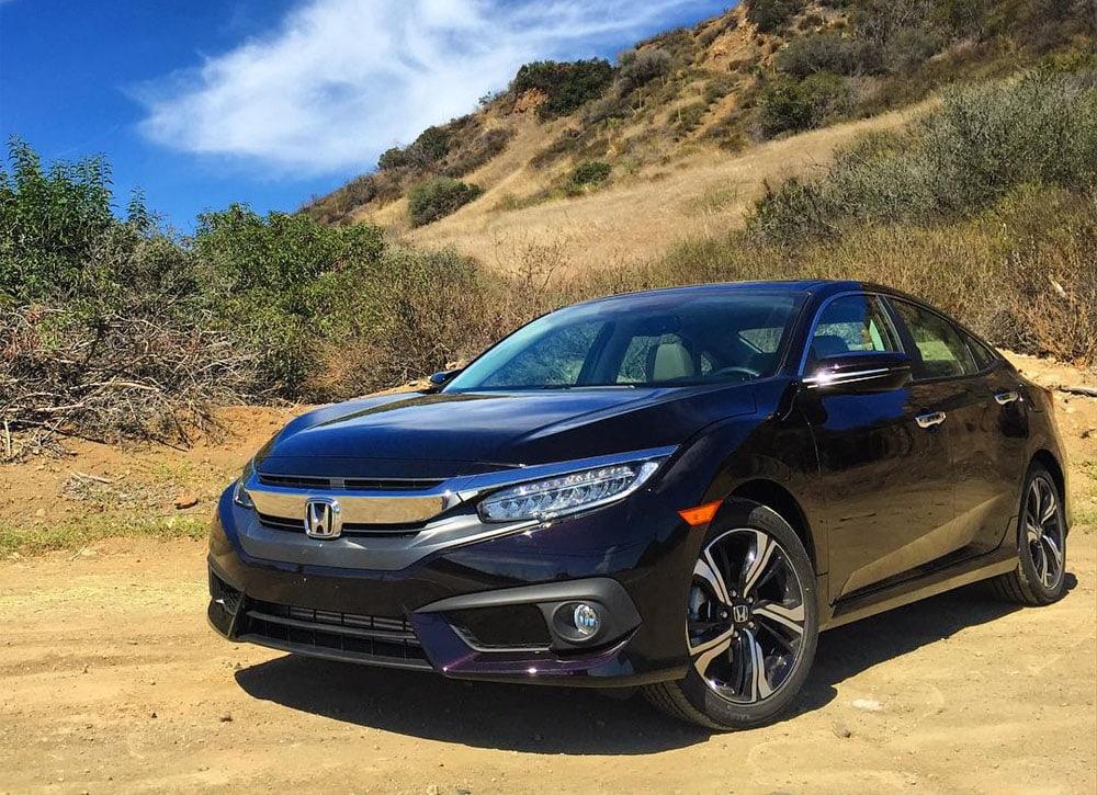 фото десятый Honda Civic Sedan 2016-2017 года