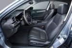 фото салон Honda Civic Sedan 2016-2017 передние кресла