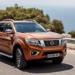Пикап Nissan Navarra 2016 переделали для Европы