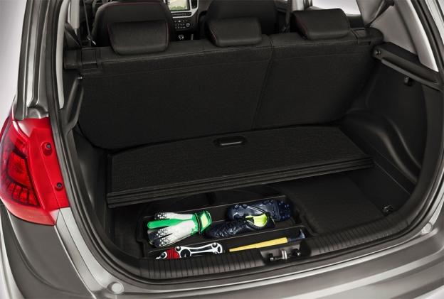 Багажник Киа Венга 2016