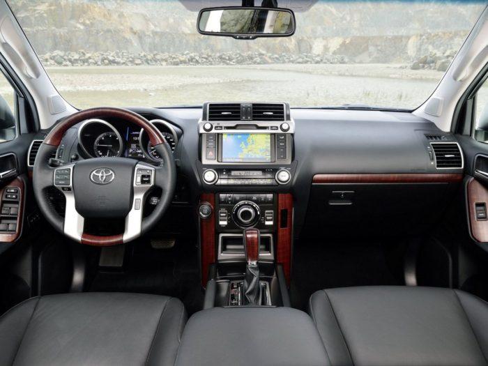 Тойота Ленд Крузер Прадо 2016 комплектации и цены, фото, технические характеристики