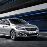Седан Peugeot 301 2017-2018 пережил свое обновление