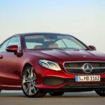 Немец Mercedes-Benz E-Class Coupe 2017-2018 в новом кузове