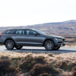 Новый вседорожник Volvo V90 Cross Country 2017-2018 в удлиненном кузове