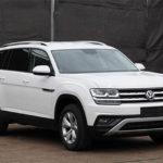 Прошла презентация самого большого вседорожника Volkswagen Teramont 2017-2018
