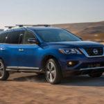 Nissan Pathfinder 2017-2018 пережил легкий рестайлинг